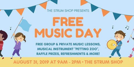Free Music Day tickets