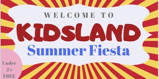 Kidsland Summer Fiesta