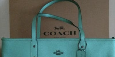 COACH City Tote Bag ~ NOCC Chance to Win