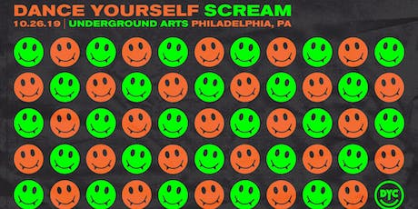 Dance Yourself Scream tickets