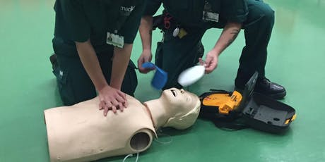First Aid At Work  (3 Day) tickets