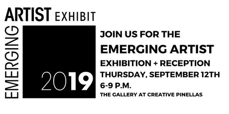 Creative Pinellas 2019 Emerging Artist Exhibit tickets