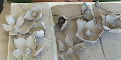 Sampler Saturday - Ceramic Sculpture