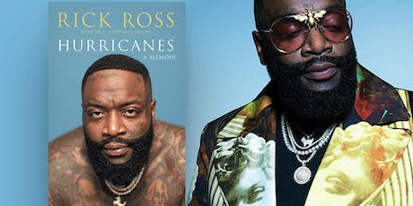 "Meet RICK ROSS discussing his book ""Hurricanes"" presented by Books & Books tickets"