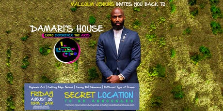 Damari's House - In Living Color tickets