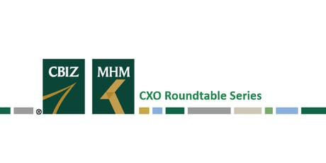 September CBIZ CXO Roundtable Series tickets