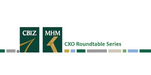 September CBIZ CXO Roundtable Series