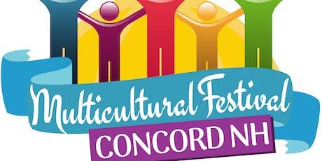 2019 Concord Multicultural Festival - Commercial Food Vendor Registration tickets