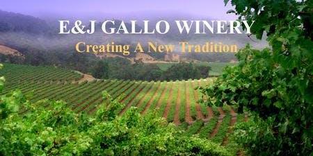 Sonoma Wine Tasting with Gallo Wines (Saturday)