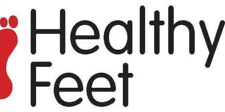 Diabetes, Healthy Feet & You FREE Workshop tickets