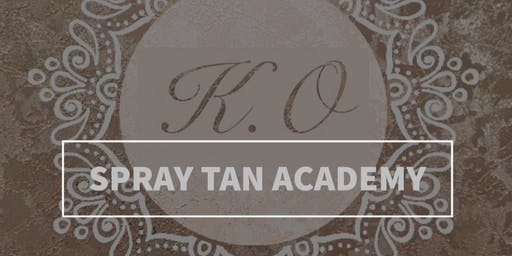 One Day Spray Tan Course