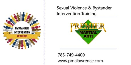 Sexual Violence & Bystander Intervention Training for the Workplace tickets