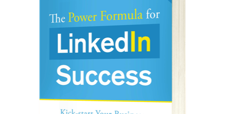 The Power Formula for LinkedIn Success with Wayne Breitbarth tickets