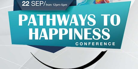 Pathways to Happiness Conference tickets