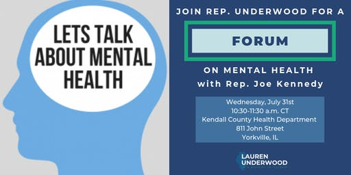 Generation Z/Millennial Mental Health Forum