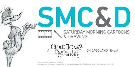 Saturday Morning Cartoons & Draw 10-19-19 Special Edition tickets