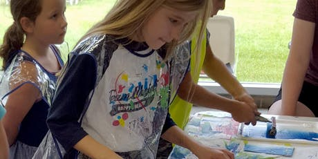 Sampler Saturday: Kids Art Exploration tickets