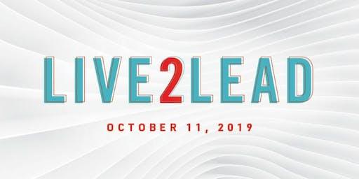 Live2Lead Live Simulcast 2019: Rachel Hollis, John Maxwell & Chris Hogan