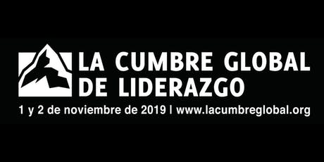 Cumbre Global de Liderazgo 2019 (GUADALAJARA) boletos