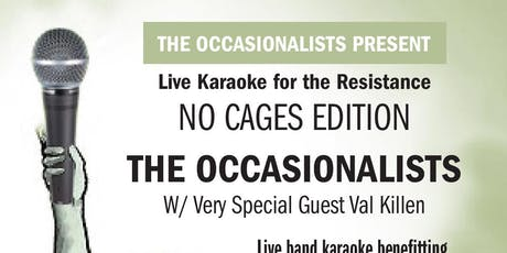 The Occasionalists tickets