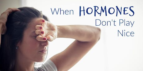Hormonal Imbalances and Fatigue: A Holistic Approach tickets