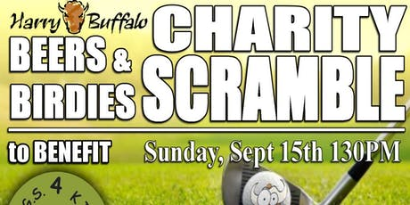 2nd Annual Beers and Birdies Charity Scramble tickets