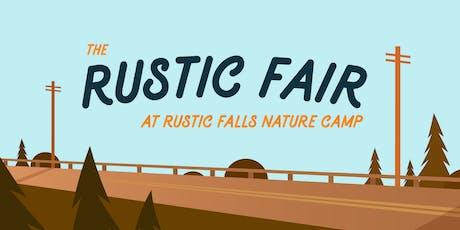 Rustic Fair tickets