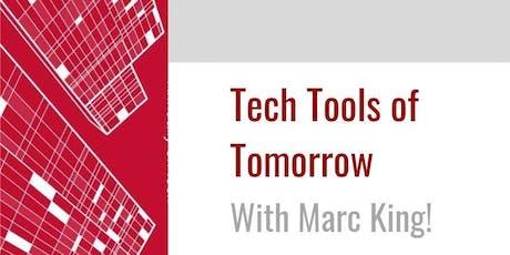 Tech Tools of Tomorrow tickets