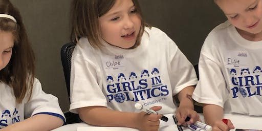 Mini Camp Congress for Girls DC 2020