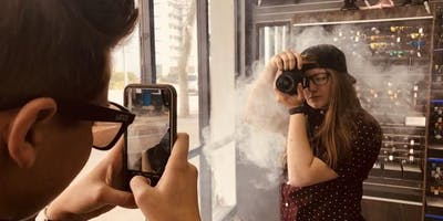 Summer Youth Program: Exploring Digital Photo