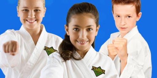 FREE KARATE CLASS AGES 3-4