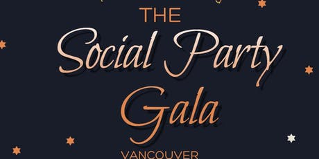 The Social Party Gala Vancouver tickets