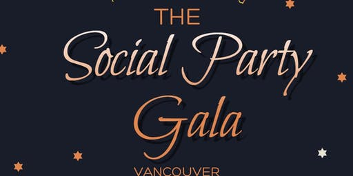 The Social Party Gala Vancouver