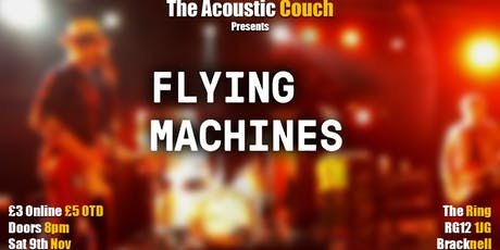 Flying Machines tickets