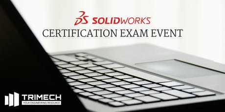 SOLIDWORKS Certification Exam Event - Huntsville (AM Session) tickets