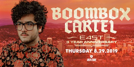 3 YEAR ANNIVERSARY WEEK: BOOMBOX CARTEL