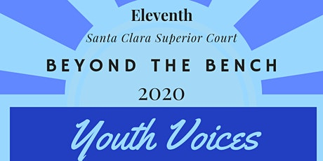 Santa Clara Superior Court Beyond the Bench 2020 tickets