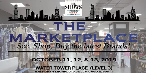 3 DAY THE MARKETPLACE presented by FashionBar!