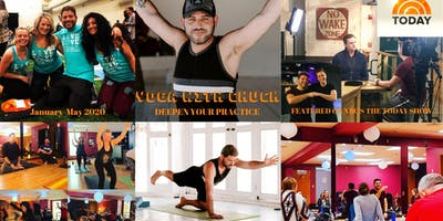 Yoga: Deepen Your Practice 30 Hour Yoga Alliance Course - 5 Saturdays