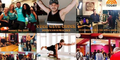 Yoga: Deepen Your Practice 30 Hour Yoga Alliance Course - 5 Saturdays tickets