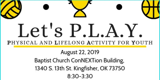 Let's P.L.A.Y. Workshop with Scott Robison