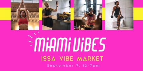 Issa Vibe Indoor Market tickets