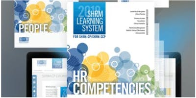 SHRM CP/SCP Certification Prep Course - Payment Plan