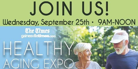 Healthy Aging Expo tickets
