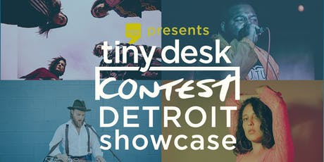 Tiny Desk Showcase tickets