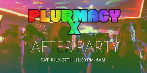 Plurmacy After Party