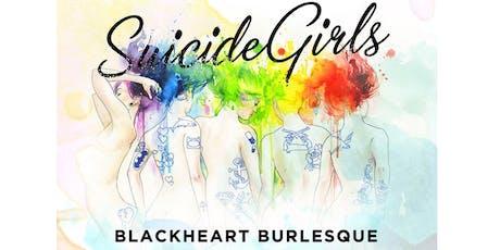SuicideGirls: Blackheart Burlesque tickets