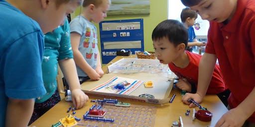 Pre-K and Kindergarten Open House