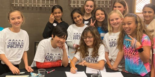 Camp United Nations for Girls San Diego 2019