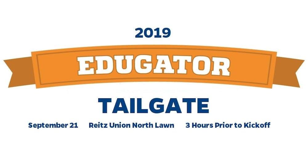 2019 EduGator Football Tailgate Registration, Sat, Sep 21, 2019 at